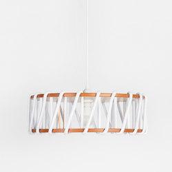 Macaron Pendant Lamp, white | Lampade sospensione | EMKO