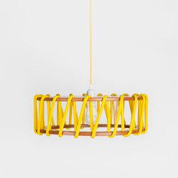 Macaron Pendant Lamp, yellow | Lampade sospensione | EMKO