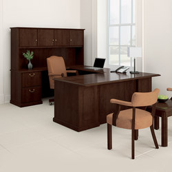 Roosevelt Desk | Bureaux de direction | National Office Furniture