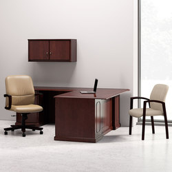 Roosevelt Desk | Scrivanie direzionali | National Office Furniture