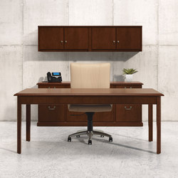 Roosevelt Desk | Bureaux de direction | National Office Furniture