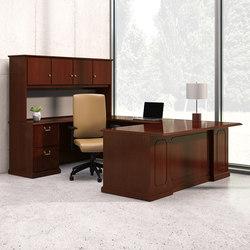 Roosevelt Desk | Scrivanie direzionali | National Office Furniture