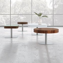 Staccato Side Table | Tables d'appoint | National Office Furniture