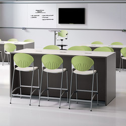 Strassa Collaborative Table | Tables collectivités | National Office Furniture