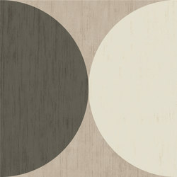 Gone Half Moon | GO2020HMC | Floor tiles | Ornamenta