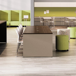 Strassa Collaborative Table | Mesas de reuniones | National Office Furniture
