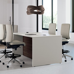 Strassa Collaborative Table | Tavoli riunione | National Office Furniture