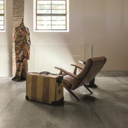Argille 2.0 | Terra Grigia | Keramik Platten | Casa dolce casa by Florim
