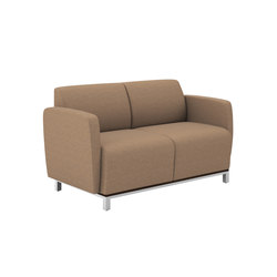 Swift Two Seat Lounge | Canapés d'attente | National Office Furniture