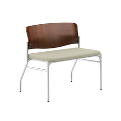 Tag Bariatric Square Back Wood Back/Wall Saver Legs | Multipurpose chairs | National Office Furniture