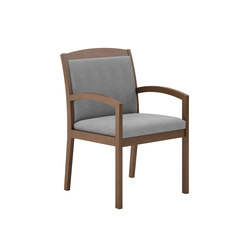 Timberlane Full Back | Visitors chairs / Side chairs | National Office Furniture