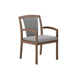 "Timberlane ""V"" Back | Sedie visitatori | National Office Furniture"