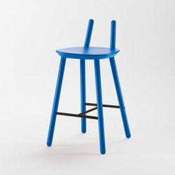 Naïve Semi Bar Chair | Taburetes de bar | EMKO