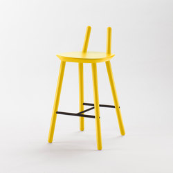 Naïve Semi Bar Chair | Taburetes de bar | EMKO