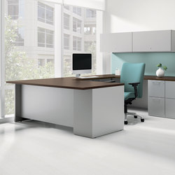 WaveWorks Desk | Executive desks | National Office Furniture