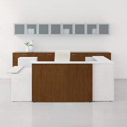WaveWorks Desk | Reception desks | National Office Furniture