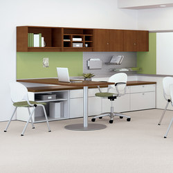WaveWorks Desk | Brainstorming / Short meetings | National Office Furniture