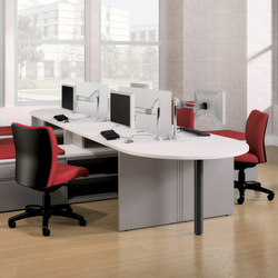 WaveWorks Desk | Sistemi tavolo | National Office Furniture