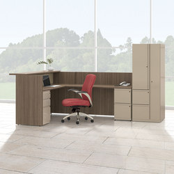 WaveWorks Desk | Mostradores de recepción | National Office Furniture