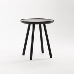 Naïve Side Table, black | Tavolini alti | EMKO