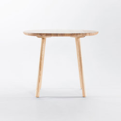 Naïve Dining Table, round, natural ash | Dining tables | EMKO