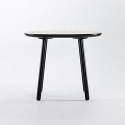 Naïve Dining Table, round, black | Dining tables | EMKO