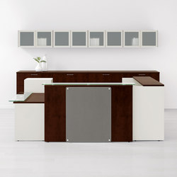 WaveWorks Desk | Tavoli da ingresso | National Office Furniture