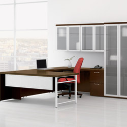 WaveWorks Desk | Individual desks | National Office Furniture