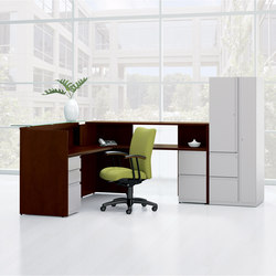 WaveWorks Desk | Empfangstische | National Office Furniture