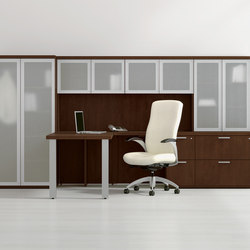 WaveWorks Desk | Einzeltische | National Office Furniture