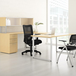 WaveWorks Desk | Meeting room tables | National Office Furniture