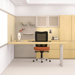 WaveWorks Desk | Escritorios individuales | National Office Furniture