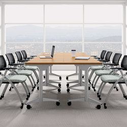 WaveWorks Table | Mesas de conferencias | National Office Furniture
