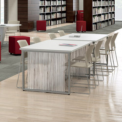 WaveWorks Table | Tavoli contract | National Office Furniture