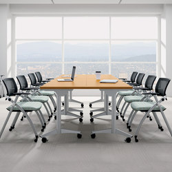 WaveWorks Table | Tables de conférence | National Office Furniture