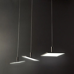 Adjust S OLED S-3x1 | Suspended lights | Bernd Unrecht lights