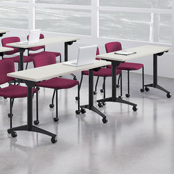WaveWorks Table | Tavoli multiuso | National Office Furniture
