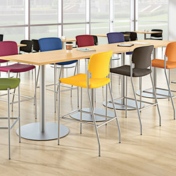 WaveWorks Table | Mesas de cantinas | National Office Furniture