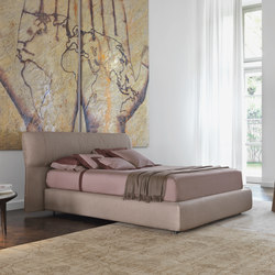 Softwing Bed | Double beds | Flou