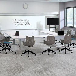 WaveWorks Table | Mesas multiusos | National Office Furniture
