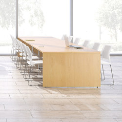 WaveWorks Table | Meeting room tables | National Office Furniture