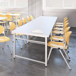 WaveWorks Table | Lesetische / Studiertische | National Office Furniture