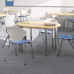 WaveWorks Table | Tavoli da lettura / studio | National Office Furniture