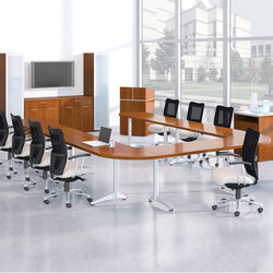 WaveWorks Table | Tables polyvalentes | National Office Furniture