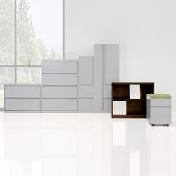WaveWorks Metal Storage | Meubles de rangement | National Office Furniture