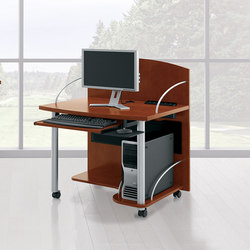 WaveWorks Metal Storage | Puestos de trabajo móviles | National Office Furniture