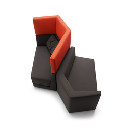 Scope Seating island | Sofás | COR
