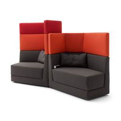 Scope Seating group | Sièges modulaires | COR