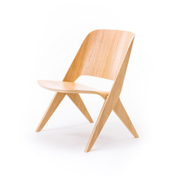 Lavitta lounge chair oak | Loungesessel | Poiat