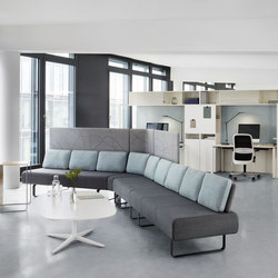 SETTLE | Modular seating systems | Bene